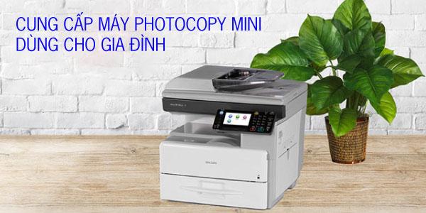bán máy photocopy mini cũ dùng cho gia đình