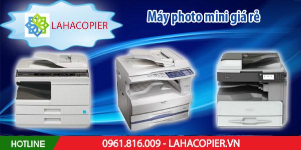cho thuê máy photocopy mini dùng cho gia đình
