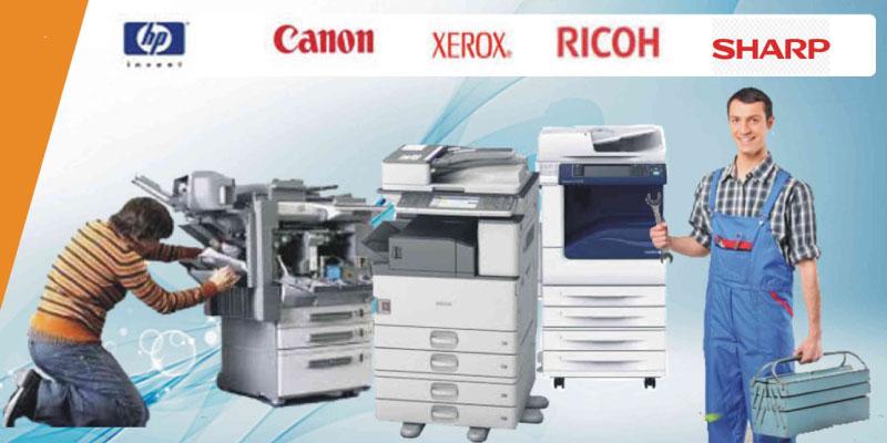 chuyên sửa máy photocopy