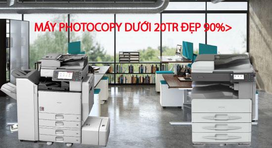 máy photocopy dưới 20 triệu