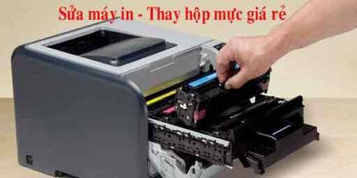 dịch vụ sửa máy in màu uy tín giá rẻ