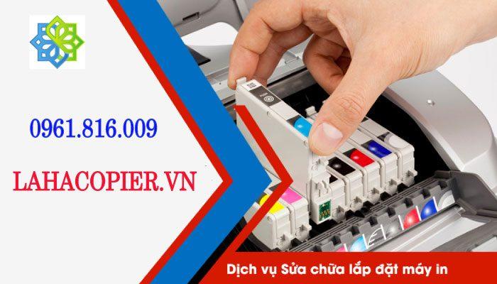 dịch vụ sửa máy in uy tín giá rẻ tphcm