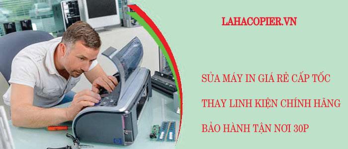 dịch vụ sửa máy in uy tín giá rẻ